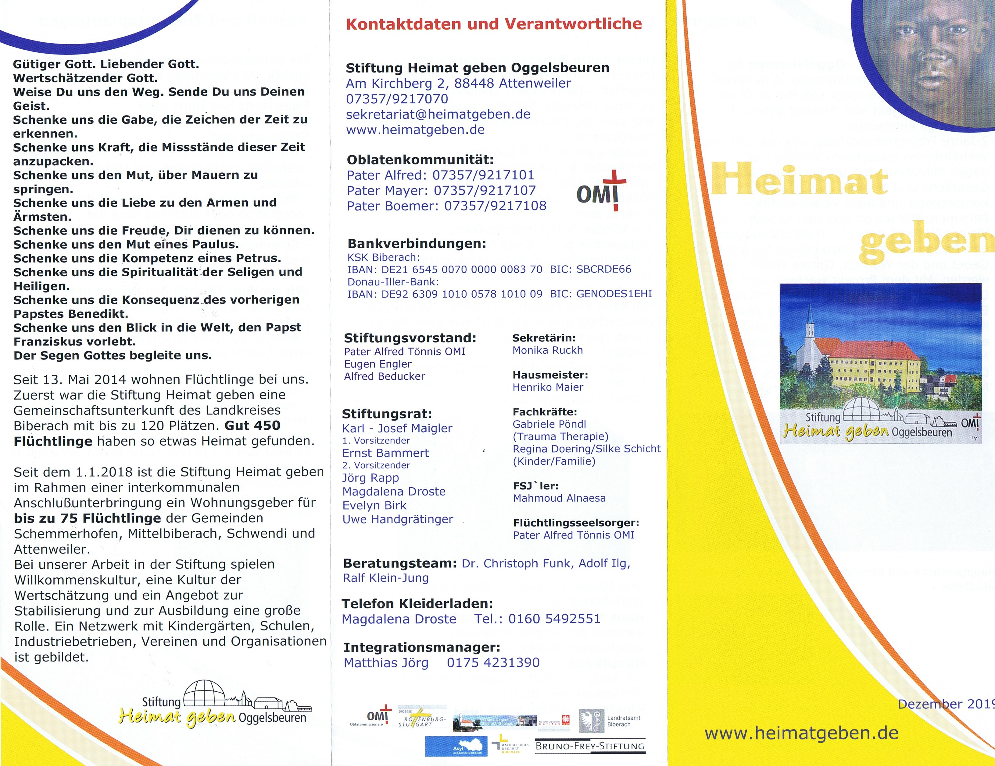 Download Flyer Heimat Geben Teil 2